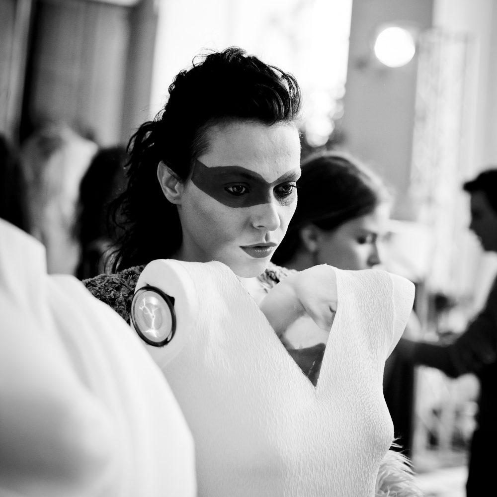 Angewandte Fashionshow